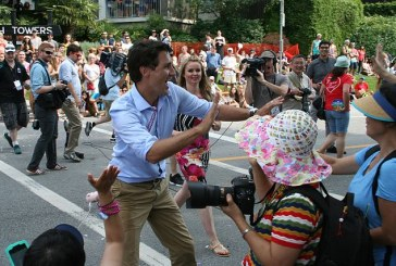 Prime Minister Trudeau to March in Vancouver Pride Parade July 31
