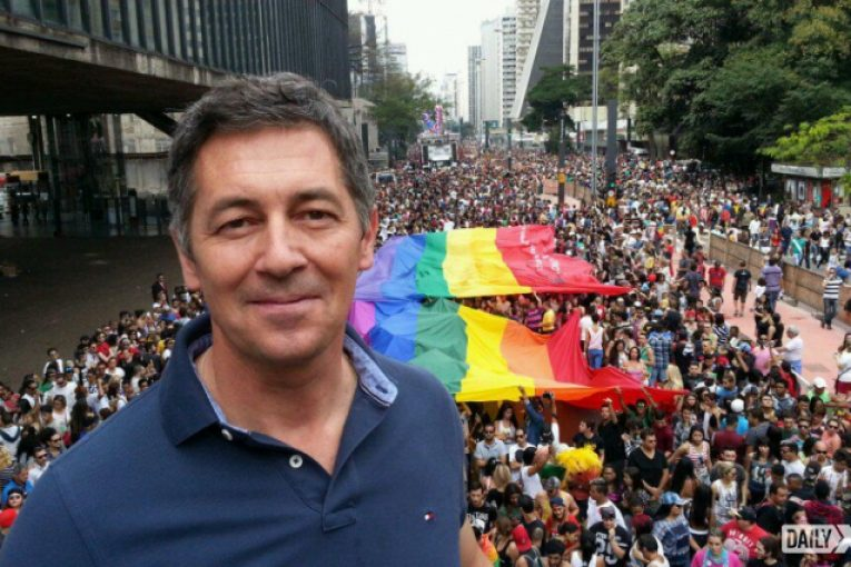 Randy Berry, the US special envoy for the human rights of LGBTI persons.