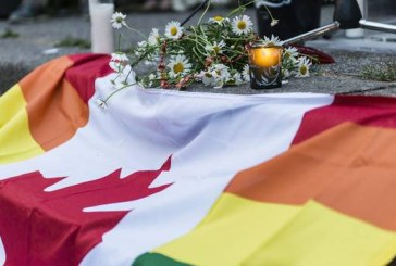 Canadians pay tribute to Orlando shooting victims at cross-country vigils