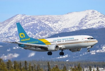 NewLeaf to offer flights to 12 Canadian cities starting July 25