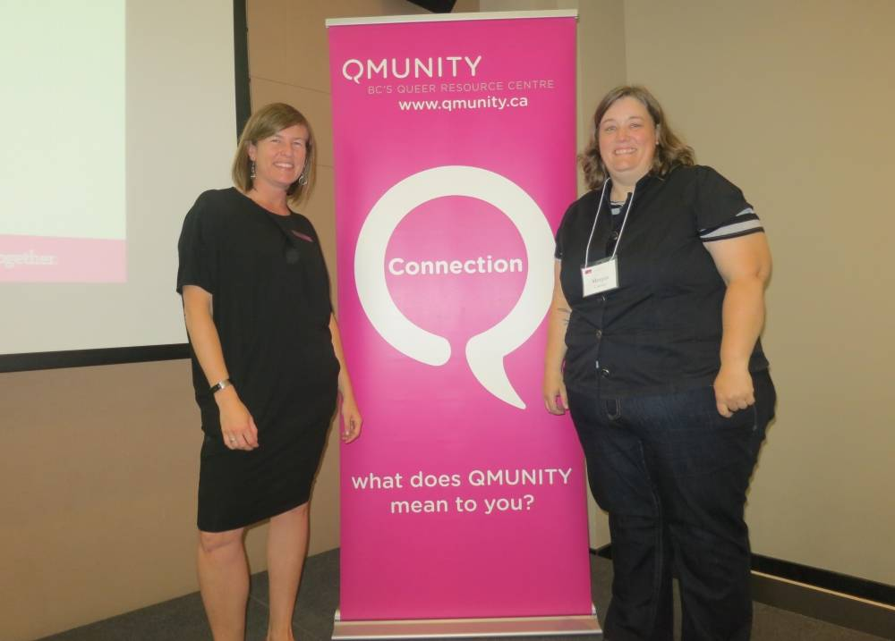 Qmunity community consultations identify LGBT needs for new centre