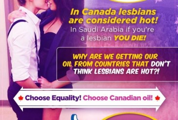 Lesbians are 'hot,' says controversial pro-oilsands Facebook post