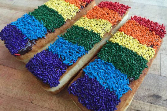 Pride 2015: Lucky's Doughnuts' sweet treat to eat to support A Loving Spoonful
