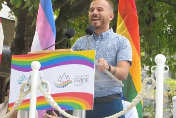 Why Syrian refugee Danny Ramadan is proud to be a 2016 Vancouver Pride marshal