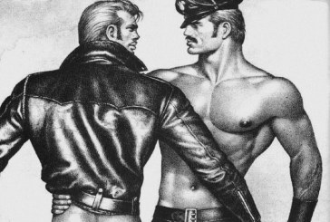 TOM OF FINLAND: Theatrical Release February 2017