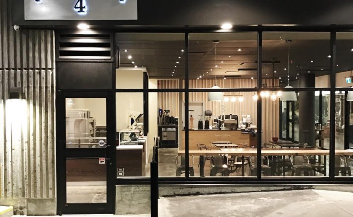 New Cafe In Denman Mall: 3 Quarters Full Set to Open