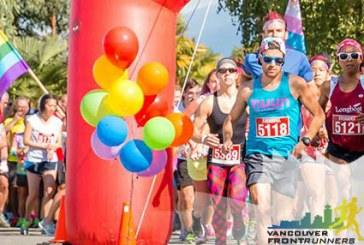 The First Official Event of Vancouver Pride: Pride Run and Walk