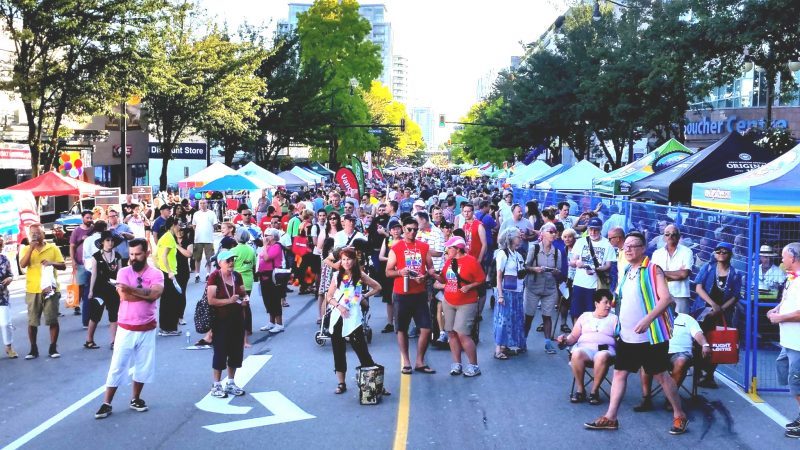 New West Pride's Largest Street Festival Yet! Sat. Aug 19