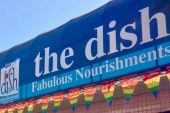 Davie Village Says Goodbye to The Dish on Davie after 25 Years