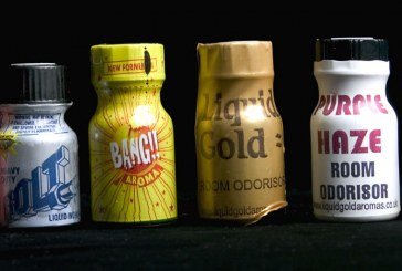 Health Canada Issues Warning about Poppers, Enhancement Drugs